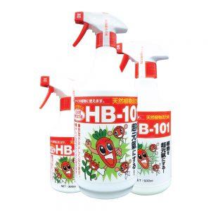 สารสกัดจากพืชธรรมชาติ IKINARI HB-101